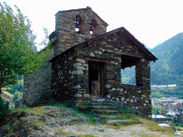Visit Andorra and see the historical sites of Les Bons d'Encamp