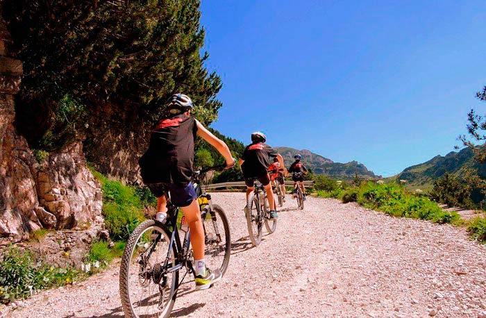 Encamp, the ideal village to enjoy cycling