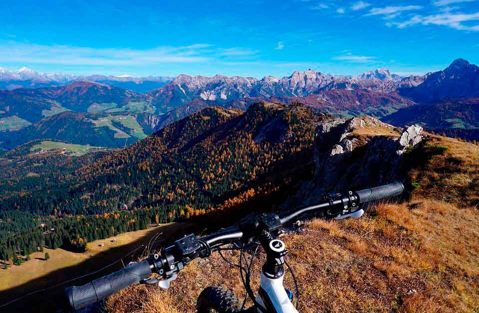 Cycling routes in Andorra
